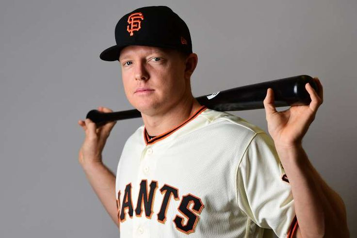 Giants-Dodgers tickets plunge to $6 after brutal start  -  April 24, 2017 SCOTTSDALE, AZ - FEBRUARY 20: Nick Hundley #5 of the San Francisco Giants poses for a portait during a MLB photo day at Scottsdale Stadium on February 20, 2017 in Scottsdale, Arizona. (Photo by Jennifer Stewart/Getty Images)