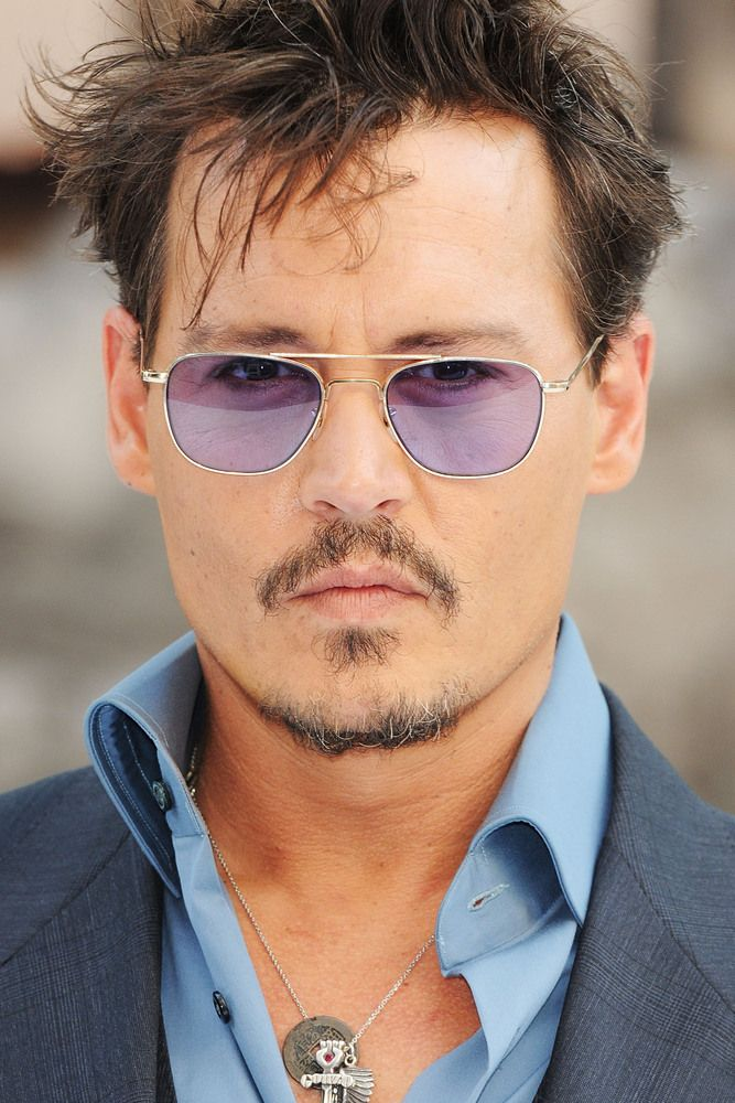 Celebrities Who Defy Their Age - Johnny Depp, 50