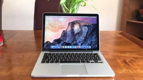 Thinner Apple MacBook Pro laptops could have OLED screen and Touch ID