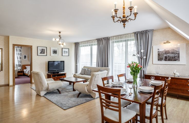 Apartament Złote Krany Zakopane - tatrytop.pl