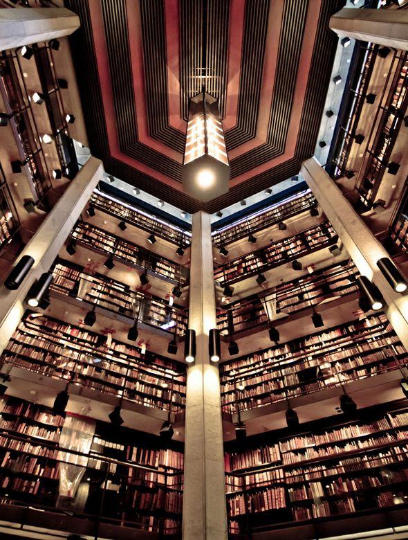 University of Toronto ~ Thomas Fisher Library ~ rare books