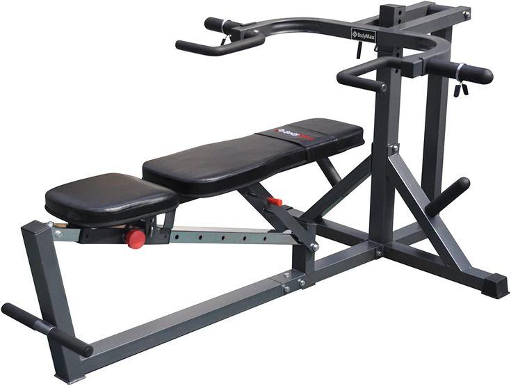 Bodymax cf666 multipress lever bench amazoncouk