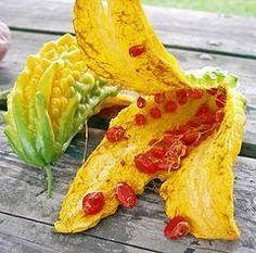 Kudret narı faydaları MOMORDİCA CHANTİA ( KUDRET NARI , BİTTER MELON); Kudret narı nın meyvesi ve yaprakları, mineral ve vitaminler, ö...