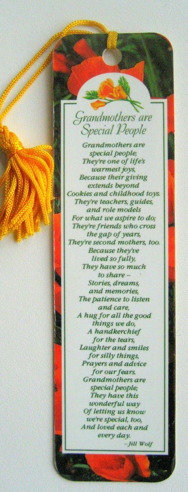 Grandmother Poems - Poem Pile