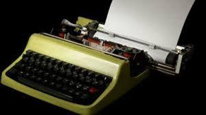 Resultado de imagen para máquina de ayer de escribir para niñas de 9 años