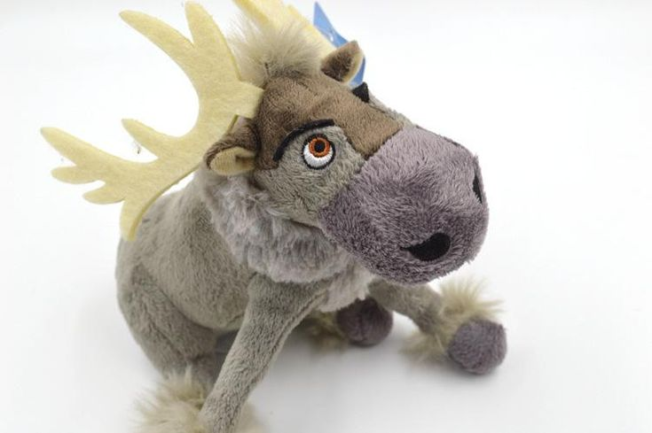 Buy Best And Latest Frozen Anime & Comics Sven 7.9 Inches 20cm Frozen Sven #Plush Toys# Cartoon Movie Reindeer Stuffed Animals Princess Toy Lovely Dolls 2014 Brand New Hot | Dhgate.Com
