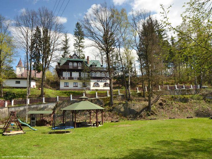Dom Wypoczynkowy Jodła to obiekt z Wisły, który istnieje już 95 lat. Więcej informacji na: http://www.nocowanie.pl/noclegi/wisla/kwatery_i_pokoje/143928/