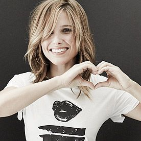 Exclusive: Sophia Bush Designed a T-Shirt for Joe Fresh (and It's for a Good Cause)  #InStyle
