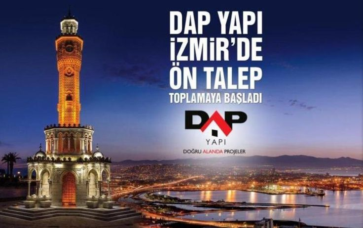 Dap İzmir satışa sunuldu