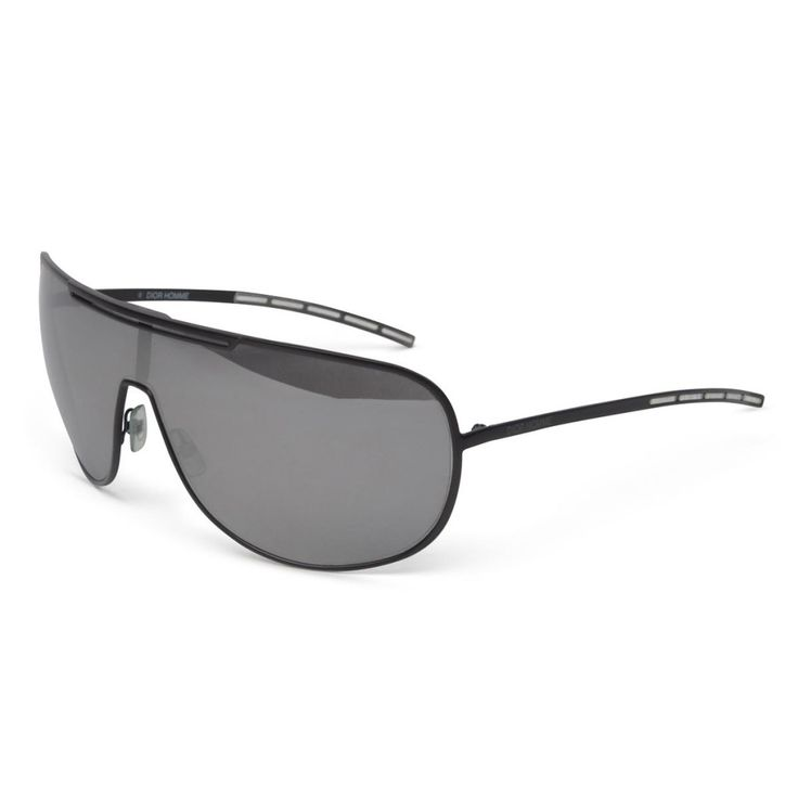 These Dior Homme aviator sunglasses are the perfect Summer accessory. With 'CD' embossed above the nose, and 'Dior Homme' along the arms - they're a classic piece by the French design house.