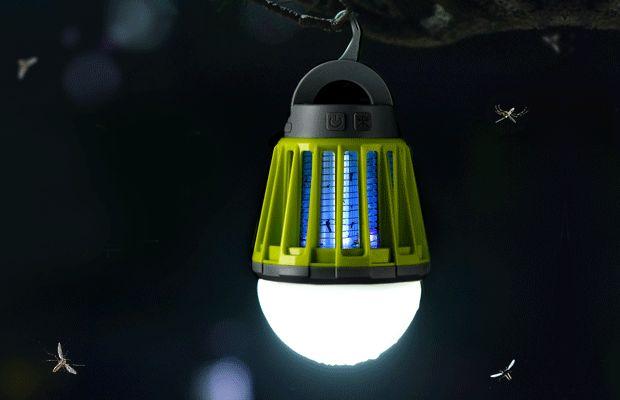 Mosquito Zapper Lantern: A Mosquito's Nightmare