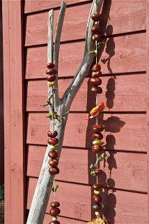 Kramwerkstatt: Ein bißerl Herbst ...