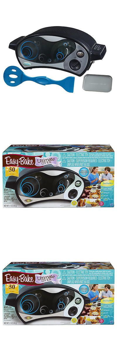 Kitchens 158746: Easy Bake Ultimate Oven - Black -> BUY IT NOW ONLY: $44.99 on eBay!