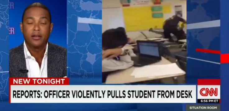 Don Lemon Just Got Schooled on Live TV for His Coverage of the Assault at Spring Valley