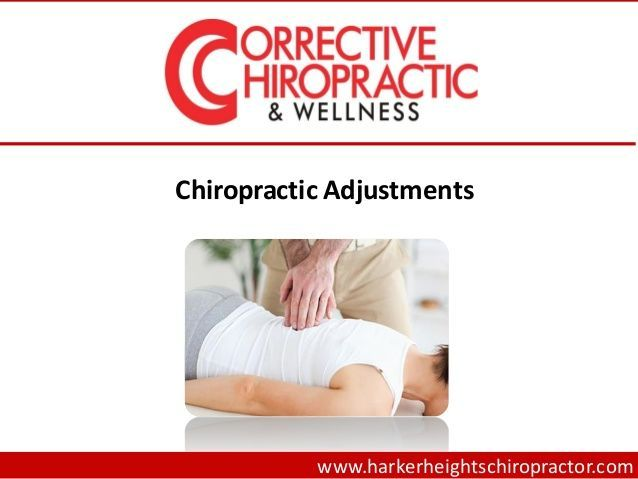 Corrective Chiropractic & Wellness provides effective healthcare services to the people of Killeen, TX. The chiropractors offer chiropractic adjustments, spinal decompression, posture correction and many other services. To know more about the chiropractic care provided in Killeen, call at (254) 698-1600