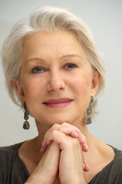 Helen Mirren, love her