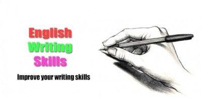 Good writing skills