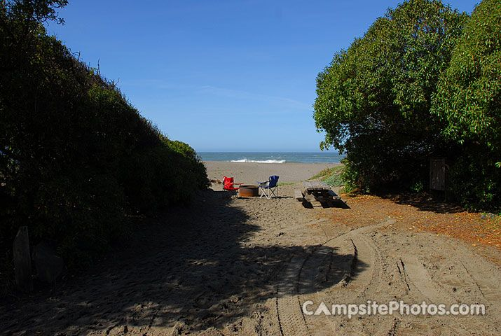 Wright S Beach Campsite 9 Quot Environmental Camps Quot At