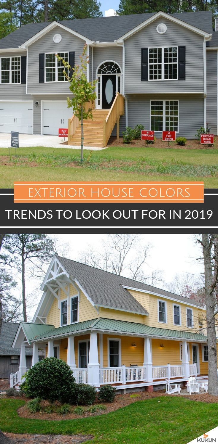 12 Exterior House Colors That Will Be
