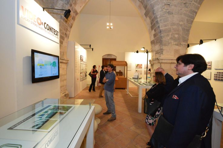 Castello Svevo Bari. IX #LuckyStrike Talented #Designer #Award. bit.ly/1nDvDJC