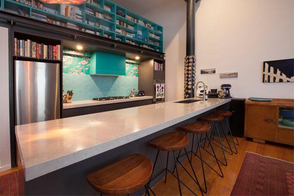 Perini - Collingwood Kitchen Renovation  Contact Perini Kitchens & Bathrooms, Richmond for your home renovation! (03) 9429 6399