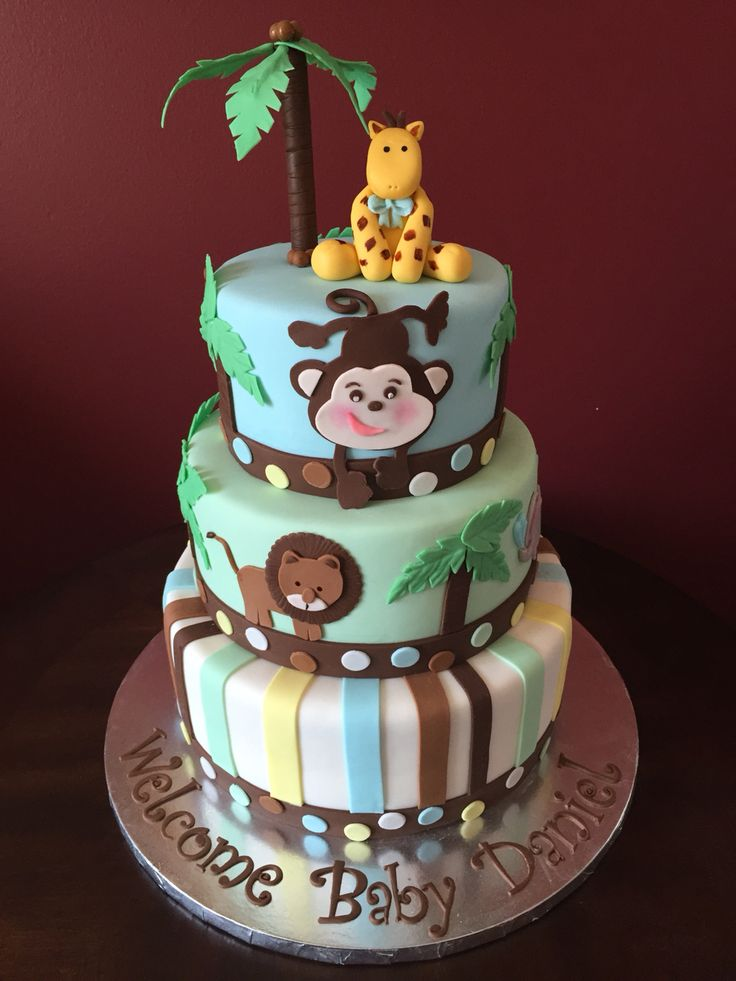 shower cakes on pinterest owl baby showers superman baby shower and