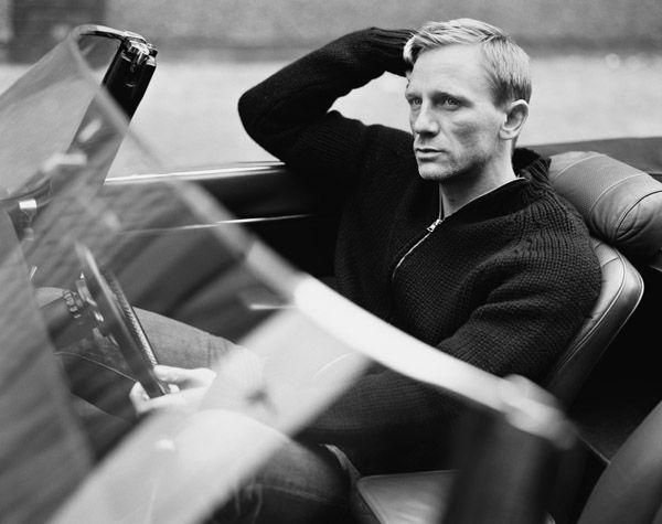 nickelsonwooster:    Bond.  manchannel:    Daniel Craig