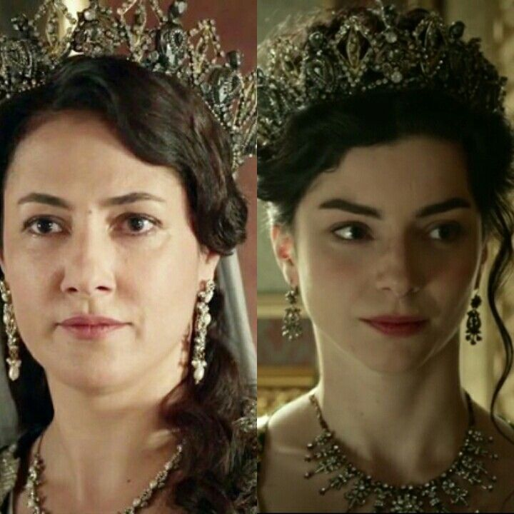 Magnificent Heritage -  tiara