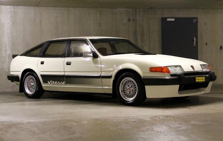 Bahman Cars: ROVER 3500 Vitesse (limousine)
