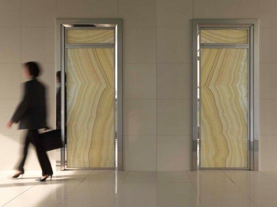 Contemporary Interior Doors - Exit By Texarredo