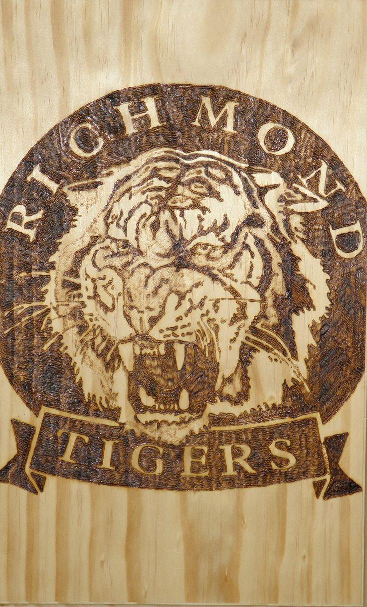 Richmond football logo