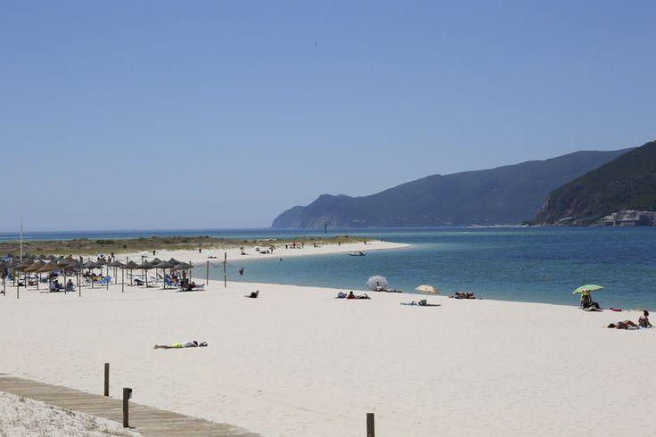 Praia de Tróia-Galé - Grândola, Setúbal.