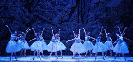 Pacific Northwest Ballet's Nutcracker. I'm so going this year! I refuse to miss it for the 5th year in a row.