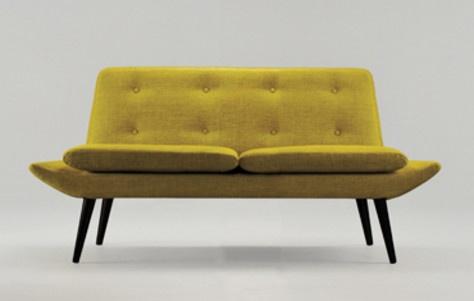 Morgan line, reviving Bauhaus furniture