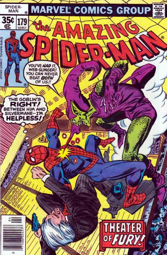 AMAZING SPIDER-MAN #179  Len Wein