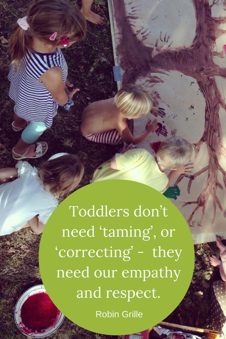Peaceful Parenting Quote