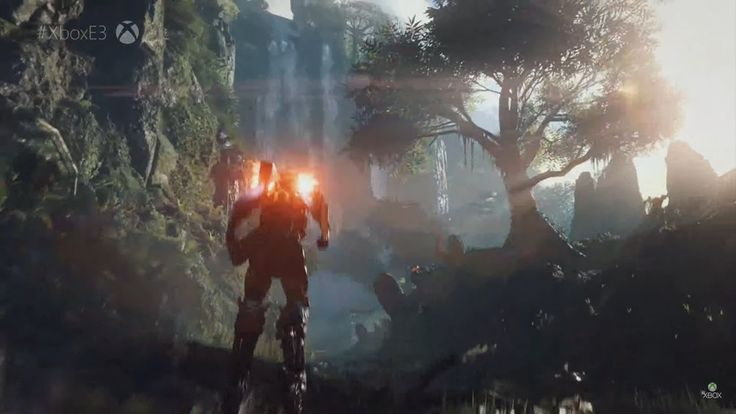 Anthem looks like the game that Destiny wanted to be