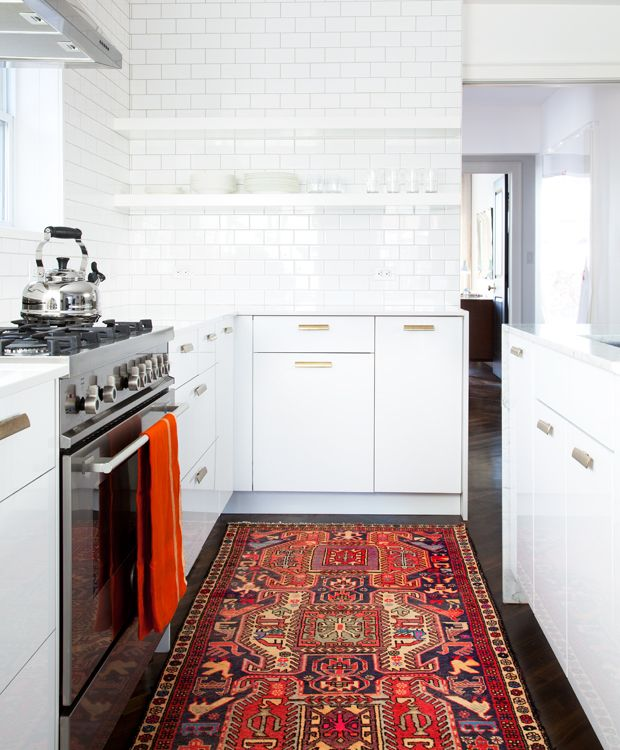 White kitchens will forever be in style. Check out our timeless ideas. | Photo: Ashley Capp