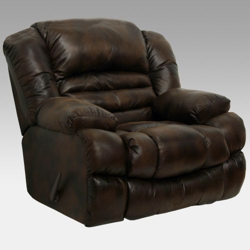 Catnapper Deluxe Sampson Big Mans Rocker Recliner Recliners At Hayneedle Comfort