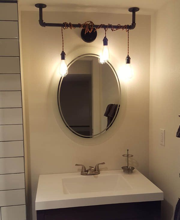 bathroom lighting design. 3 pendant light cluster bathroom lighting design l