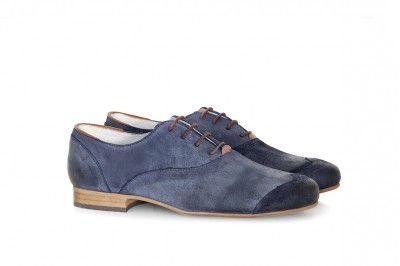 JOHN - SUEDE MARINE #derbies #boots #shoes #men #leather #desertboots