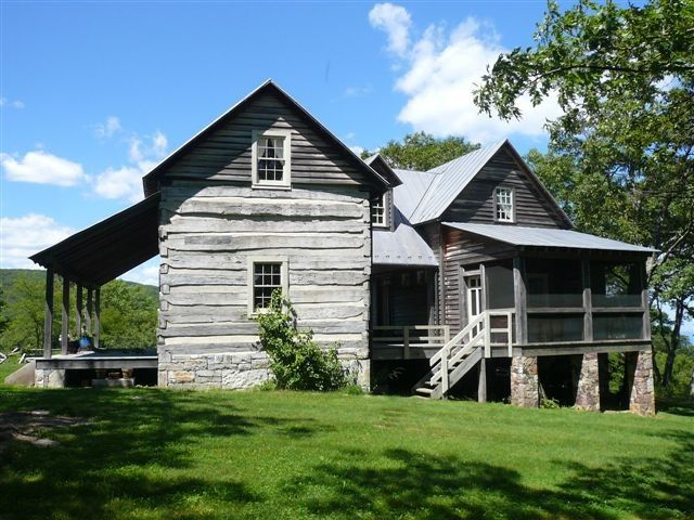 1000 images about historic log cabins on pinterest for Shenandoah valley romantic cabins