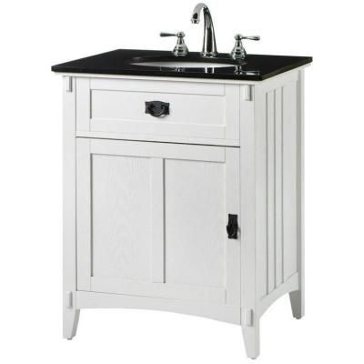 Home Decorators Collection Artisan 26 In. W X 34 In. H Bath Vanity In