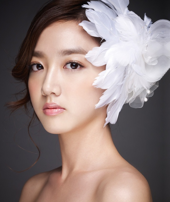 Make Up Wedding Natural Korea : 17 Best images about Natural Bridal Makeup on Pinterest ...