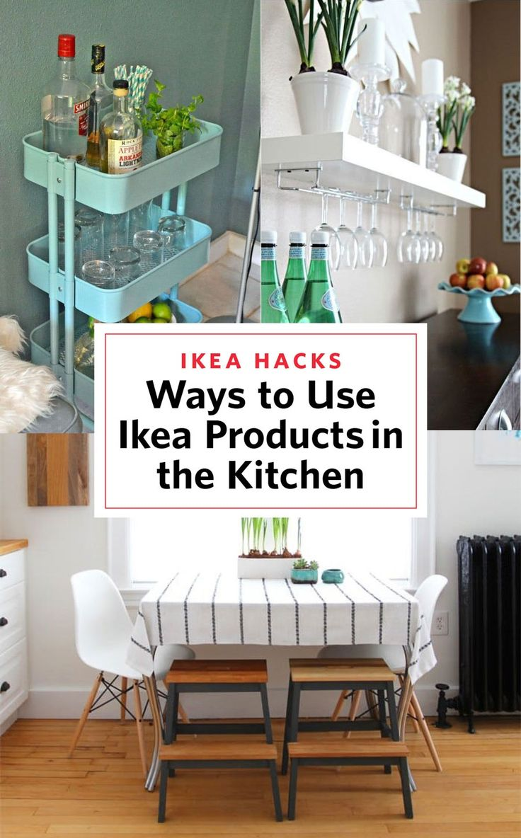 The biggest benefit to buying IKEA isn't to your wallet, it's to your creativity. The fact that IKEA stocks so many affordable lines means that you can feel free to hack, adapt and remix the different pieces to suit your needs. Here are the best IKEA hacks to get the look you really want at a price you love.