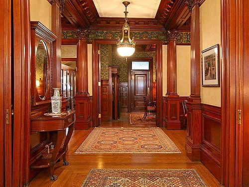 421 Best Victorian House Interiors Images On Pinterest