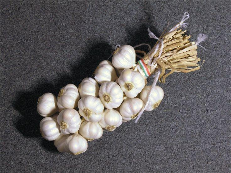 Garlic Prebiotic Food - Photo by Matěj Baťha