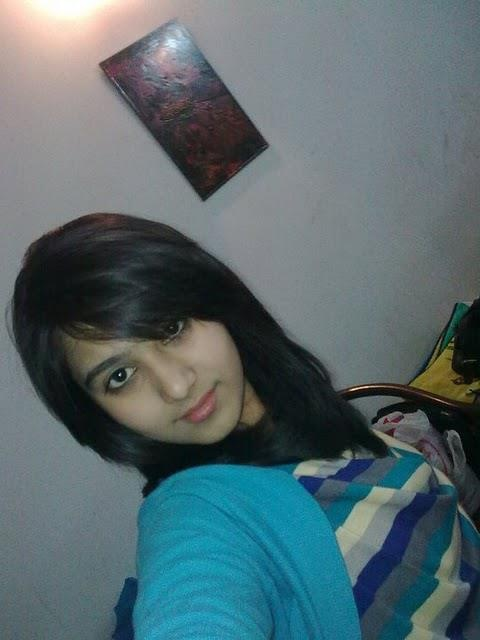 Cute Little Desi Girl Showing Her Hairs Taking Her Own Pic -9364
