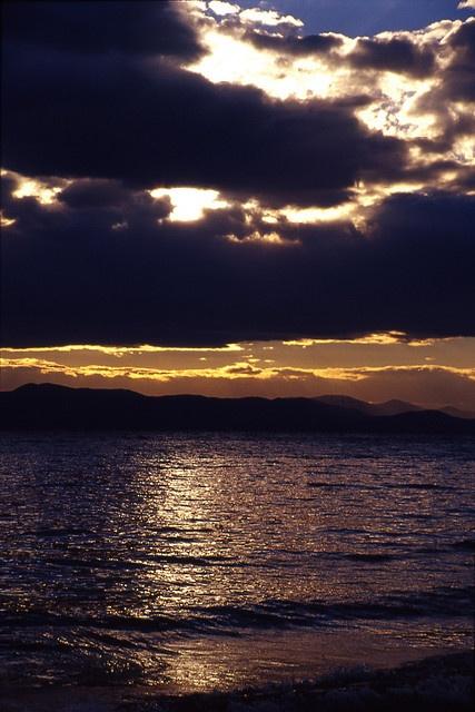 Dramatic Light - Megara Attica Greece