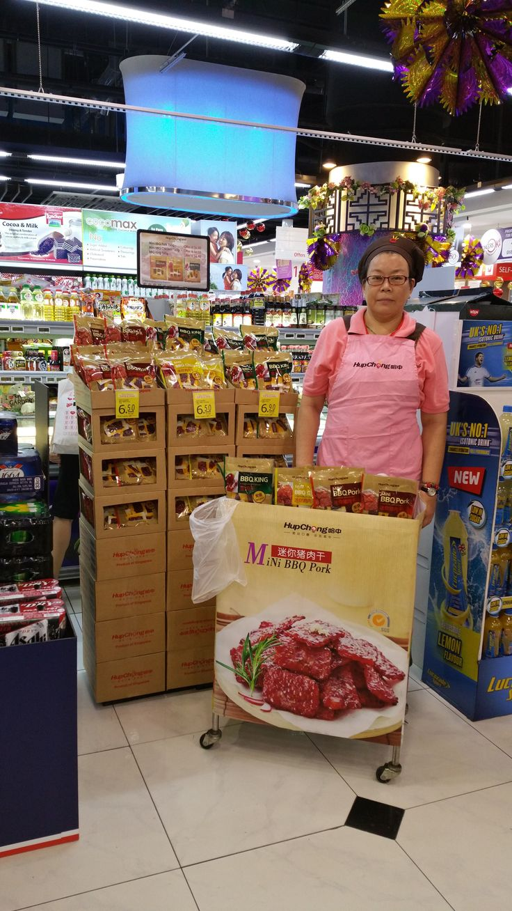 THIS STORE SPECIAL...  Enjoy the Bakkwa Series 2 weeks Great Offer Price!  20 Oct - 02 Nov 2016 >>> ONLY at NTUC Fairprice Chinatown Point.  Visit us for FREE Bakkwa Series Sampling from   20 - 25 October 2016 address as below:  CHINATOWN POINT   133 New Bridge Road  #B1-01, Chinatown Point   Singapore 059413   What are you waiting for?  Hurry Up & Grab the Delectable Promotion items Now =p